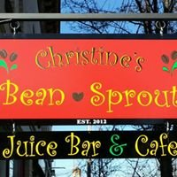 Christine's Bean Sprout Juice Bar & Cafe