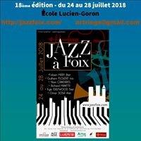 Jazz à Foix le Festival