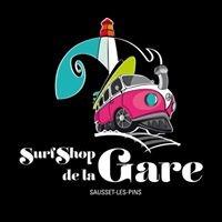 Surfshop de la gare Sausset les Pins