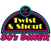 Greg & Amy's Twist and Shout 50's Diner