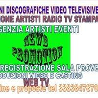Casa discografica newspromotion promozione discografica
