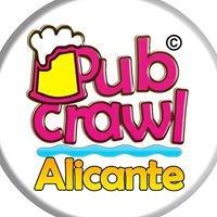 International Pubcrawl Alicante