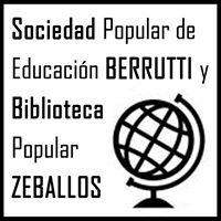 "Sociedad Popular ""Berrutti"" y Biblioteca Popular ""Zeballos"""