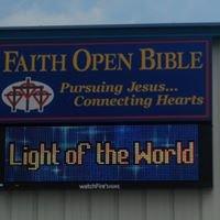 Faith Open Bible Church