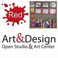 Red Art & Design
