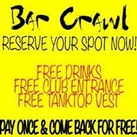 Bar Crawl Barcelona