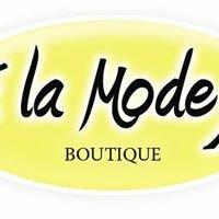 A La Mode Boutique