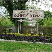 Camping d'Epizy à Joigny en Bourgogne