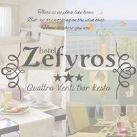 Hotel Zefyros & Quattro Venti Bar Resto