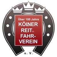 Kölner Reit- und Fahrverein e.V.