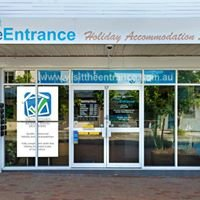 Visit the Entrance