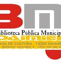Biblioteca Pública Daimiel
