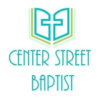 Center Street Baptist Church