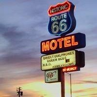 The Historic Route 66 Motel