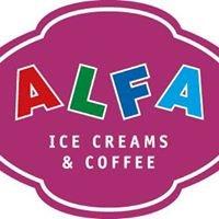 Alfa Ice-Creams / Cafe