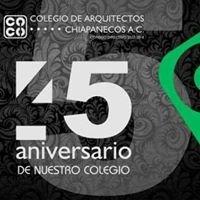 Colegio de Arquitectos Chiapanecos A.C.