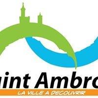 Mairie de Saint Ambroix