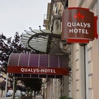 Qualys-Hotel Terminus Bourg