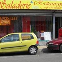 Saladerie Favede Pizza Mac Carroni