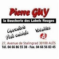 boucherie Pierre GUY