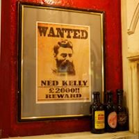 Ned Kelly's Australian Bar