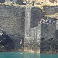 Blue Lagoon, Abereiddy