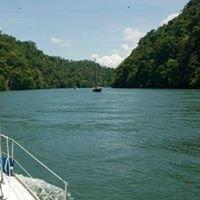 Rio Dulce Canyon, Guatemala