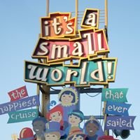 """it's a small world"""