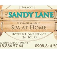 Boracay Massage & Nail Spa at Hotels