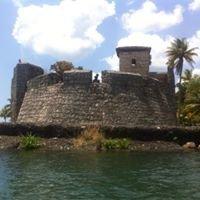 Castillo de san Felipe Río Dulce
