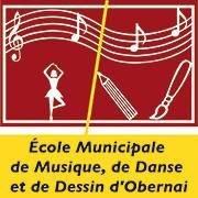 Ecole municipale de Musique, de Danse et de Dessin d'Obernai