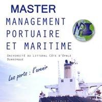 Master  Management Portuaire et Maritime - ULCO Dunkerque