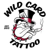 Mike De's Wild Card Tattoo