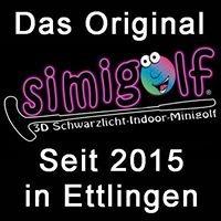 Funnygolf 3D Schwarzlicht Minigolf Ettlingen