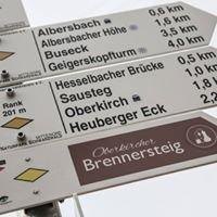 Oberkircher Brennersteig