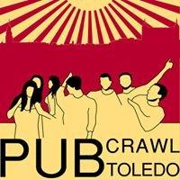 Pub Crawl Toledo
