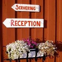 Grundets vandrarhem, konferens och servering på Rögrund