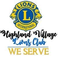 Highland Village Lions Club