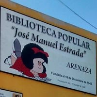 "Biblioteca Popular ""Jose Manuel Estrada"" - Arenaza"