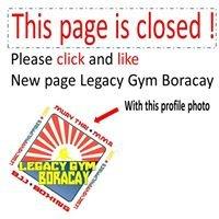 Legacy Gym Boracay - MMA, Muay Thai, BJJ & Boxing Training Camp