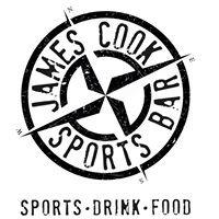 James Cook Sports Bar