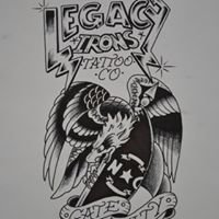 Legacy Irons Tattoo Co. (Official)
