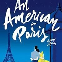 An American in Paris A New Musical on Broadway, Palace Theater