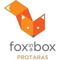 RoomEscape Protaras by Fox in a Box