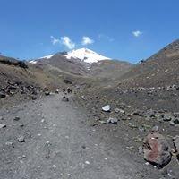 Centro de Ski Villarrica-Pucon