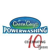 Green Guys Power Washing