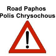 Highway Paphos - Polis Chrysochous