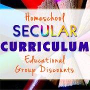 Homeschool Secular Curriculum Group Buy Club