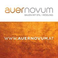 auernovum • BAUEN MIT STIL