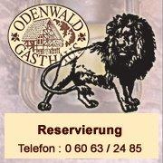 """Odenwald - Gasthaus """"Zum Löwen"""""""